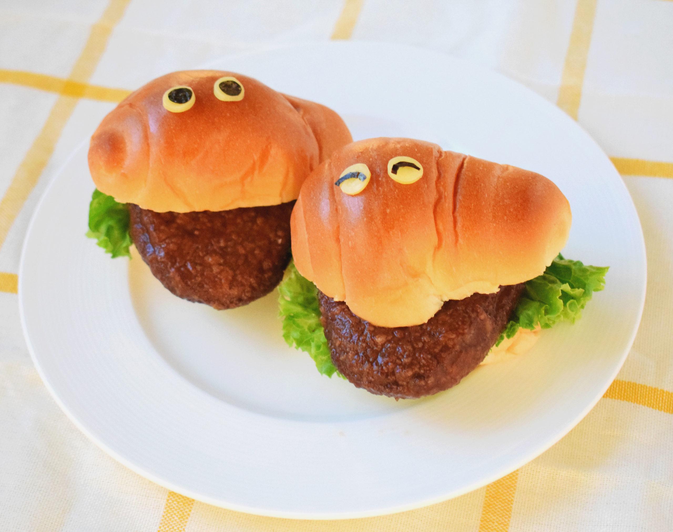 おばけバーガー